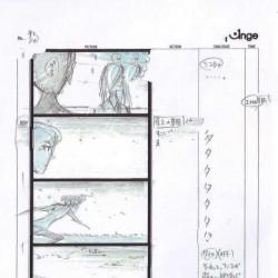 《宝石之国》动画角色线稿官方设定画集