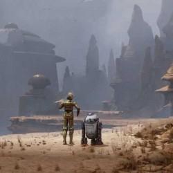 Blender星球大战异星实时环境概念设计大师级视频教程