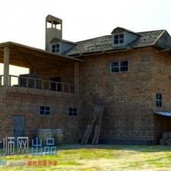 老房子3D模型
