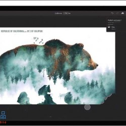 Adobe创意云系列工具集基础技能训练视频教程