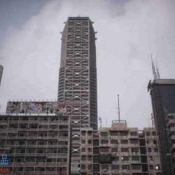 城市建筑楼房套件模型