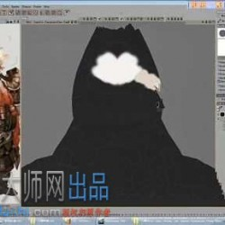 3dsmax小矮人角色建模制作视频教程