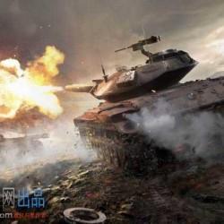 397套C4D战争网游《坦克世界》游戏模型下载