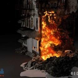 Phoenix FD火焰烟雾特效场景实例制作视频教程