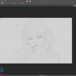 风神女性角色数字绘画实例训练视频教程