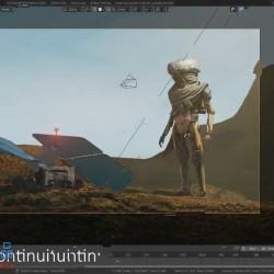 Blender数字灯光照明全面核心技术训练视频教程