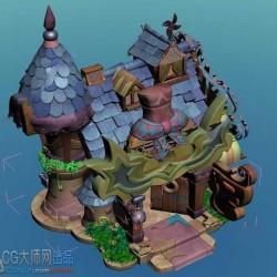 药剂室3D模型