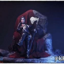 UE4女战士角色 FurryS1  Fantasy Warrior