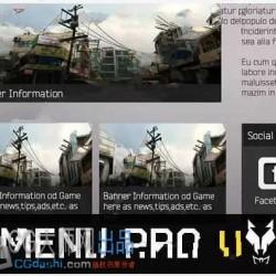 菜单专业版图形用户界面工具Unity游戏素材资源