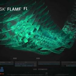Flame商业广告影视后期制作工作流程视频教程