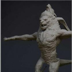 《战神4》角色高清渲染3D画集