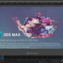3dsmax 2021基础核心技术训练视频教程
