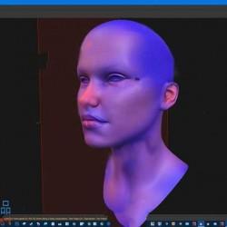 Substance Painter制作3D游戏角色皮肤材质视频教程