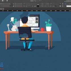 InDesign快捷键使用高级技术训练视频教程