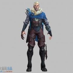 《VALORANT 》拳头最新FPS游戏部分角色合集