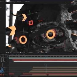 AE超级视觉特效VFX实例制作视频教程第四季