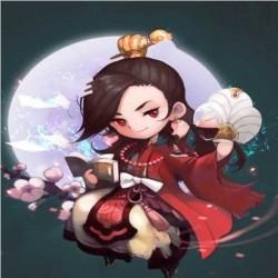 韩国三国系列Q版呆萌卡通形象原画集