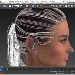 Ephere Ornatrix头发毛发Maya插件V2.5.1.22987版