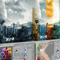 PS照片色彩修复技术大师级视频教程