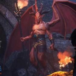 ZBrush地狱恶魔游戏角色超完整制作大师级视频教程