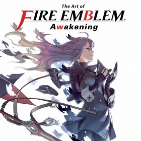 火焰纹章觉醒设定集DL版非扫描版(美版)The Art of Fire Emblem - Awakening